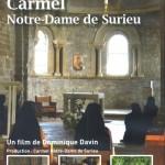 couverture DVD carmel Surieu